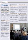 Ein Magnet für das internationale Management - ICUnet.AG - Page 6