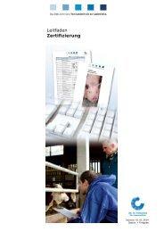 Leitfaden Zertifizierung - QS Qualität und Sicherheit GmbH