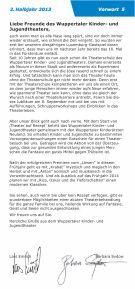 Heft zum 2. Halbjahr 2013 - Wuppertal, Kinder - Page 5