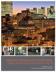 rfq - International Downtown Association