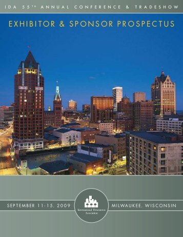 exhibitOr & SpONSOr prOSpeCtuS - International Downtown ...