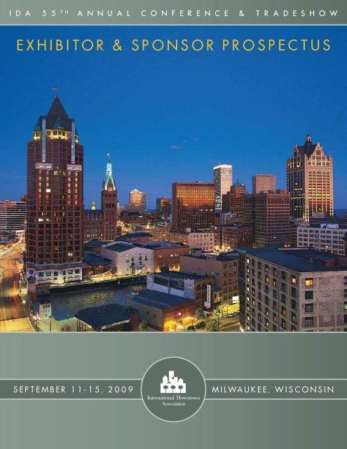exhibitOr & SpONSOr prOSpeCtuS - International Downtown ...