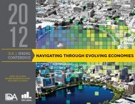 nAViGAtinG throUGh eVolVinG eConomieS - International ...