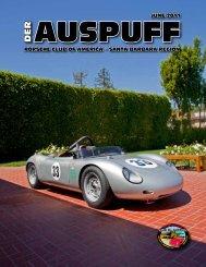 June 2011 - Pcasb.org - Porsche Club of America