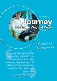 Journey into New Ways of Work - iDA