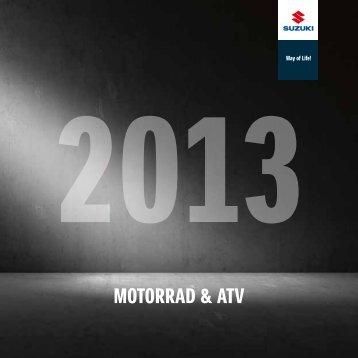 Gesamtprospekt 2013 - Suzuki