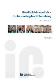 Håndboldøkonomi.dk – fra forsamlingshus til forretning - Idrættens ...