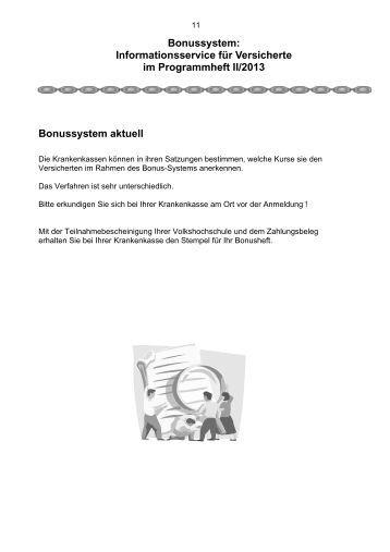 Kurs Nr. 3.1.1 - Idar-Oberstein