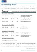 Messebroschüre: IBF 2013 - International Business Fair - Page 6