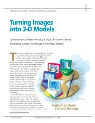 Development and performance analysis of image ... - IEEE Xplore