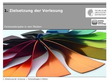 FiM_WS1213_01_Einführung_V2 - IDD - Technische Universität ...