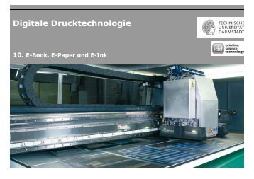 DDT_WS1112_10_E-Books_V1 - Institut für Druckmaschinen und ...
