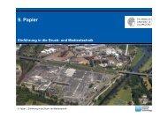 EDMt_WS1213_09_Papier - Institut für Druckmaschinen und ...