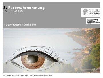 FiM_WS1213_05-1_Farbwahrnehmung_V2 - Institut für ...