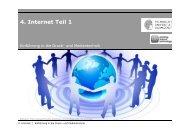 4. Internet Teil 1 - IDD - Technische Universität Darmstadt