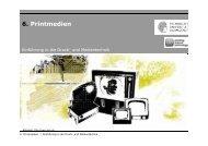 6. Printmedien - IDD - Technische Universität Darmstadt