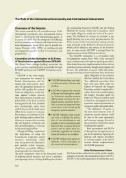 Chapter 6. The Role of the International ... - International IDEA