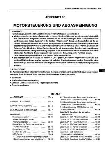 MOTORSTEUERUNG UND ABGASREINIGUNG - PicR.de