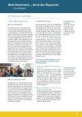 Mehr Demokratie … durch den Klassenrat - Demokratie lernen und ... - Seite 3