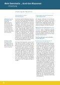 Mehr Demokratie … durch den Klassenrat - Demokratie lernen und ... - Seite 6