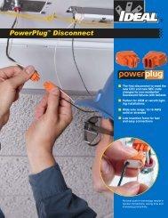 12-2303 PowerPlug SS.qxp - Ideal Industries Inc.