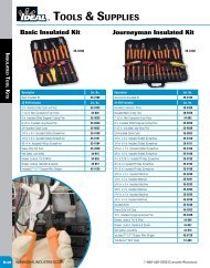 Insulated Tool Kits - Ideal Industries Inc.