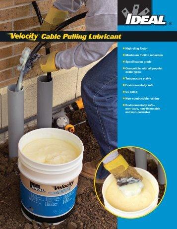 Velocity™ Brochure - Ideal Industries Inc.