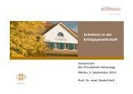 Referat von Prof. Dr. med. Daniel Hell (pdf/550.36KB) - Privatklinik ...