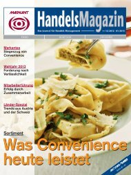 Sortiment - Markant Handels und Service GmbH