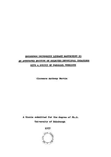 dissertation sarah schilliger