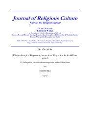 relkultur176.pdf - Goethe-Universität