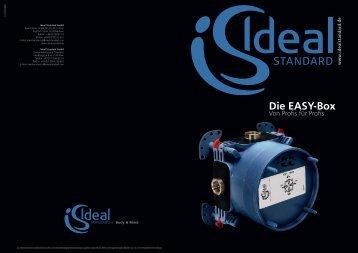 Die EASY-Box - Ideal Standard