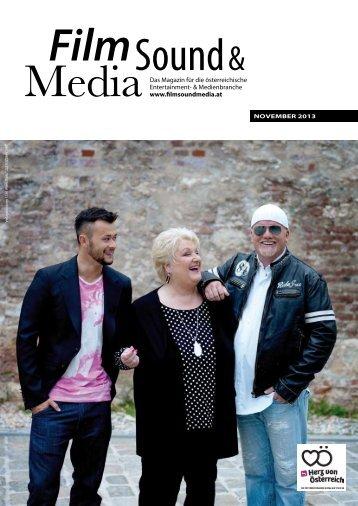 MediaDas Magazin für die österreichische Entertainment ...