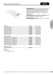 Strada Rechteck-Brausewanne bodeneben - Ideal Standard