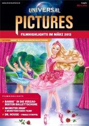 2013: März - Universal Pictures Germany ::: Handel