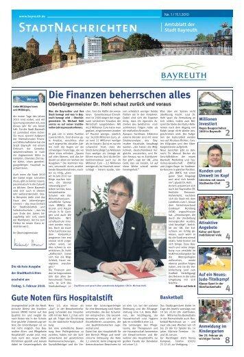 (MDK) Heime - Stadt Bayreuth