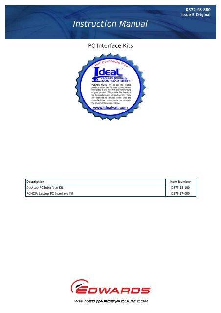Pleasant Edwards Pc Interface Kit Pcmcia Laptop Interface Kit Interior Design Ideas Oteneahmetsinanyavuzinfo