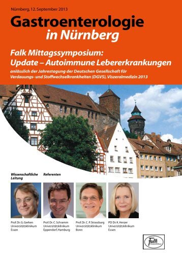 Download des Kurzberichts - Dr. Falk Pharma GmbH