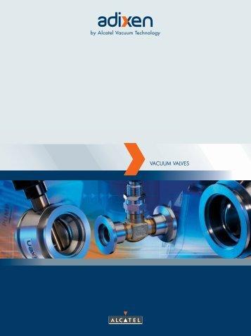 Vacuum Valves (PDF) - Ideal Vacuum Products