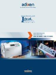 Alcatel asm 182 leak detector - Ideal Vacuum Products