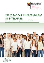 Zum Integrationskonzept als pdf-Datei. - Ministerium für Integration ...