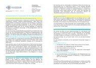 Informationsblatt für Kooperanden - Universitätsklinikum Hamburg ...