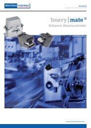 Katalog heavy|mate C146 (PDF) - Amphenol-Tuchel Electronics ...