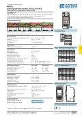 Überwachungsgeräte - Kapitel aus Gesamtkatalog - Comat AG - Seite 7
