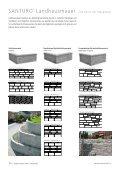 HANGSICHERUNGEN MAUERN EINFASSUNGEN - Zeiss Neutra SA - Seite 4