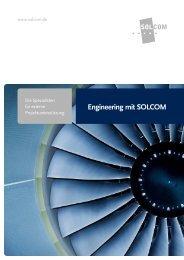 SOLCOM - Engineering-Broschüre