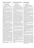 Leybold, SOGEVAC, SV200, SV300, BR2, Operating Instructions - Page 5