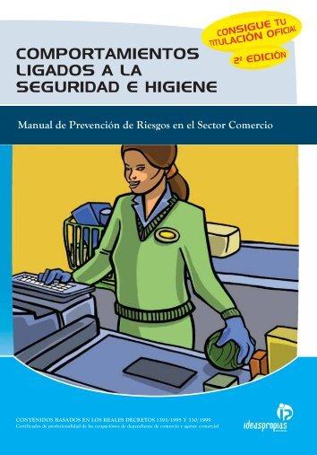 comportamientos ligados a la seguridad e higiene - Ideaspropias ...