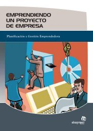 emprendiendo un proyecto de empresa - Ideaspropias Editorial
