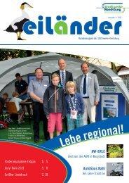Ausgabe 3/2013 - Stadtwerke Rendsburg